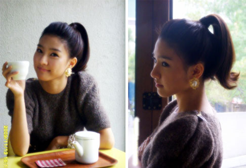 Kim So Eun, mature and soft pictures revealed Mature