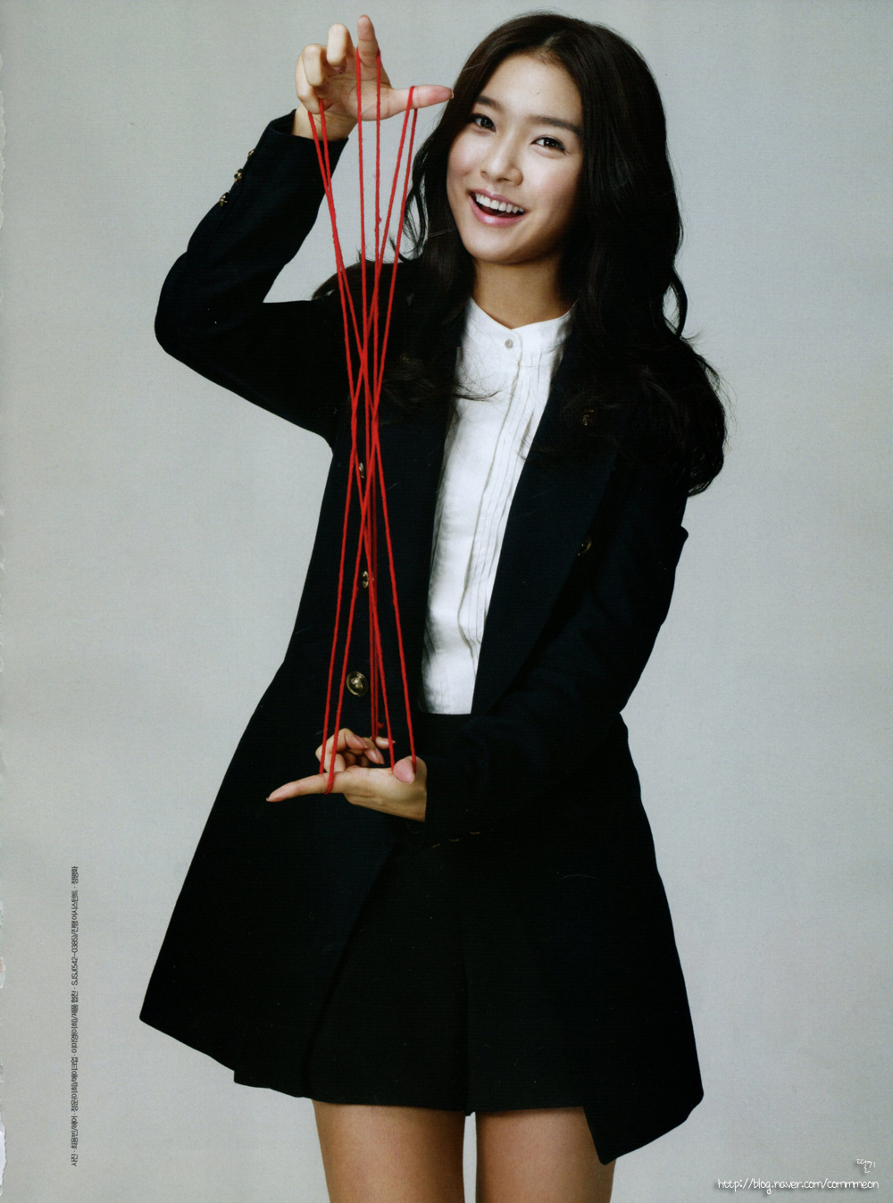Kim So Eun in Elle | Simply Love
