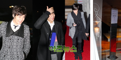 Kim Bum attends wedding in First Januari 2010 G8wed3