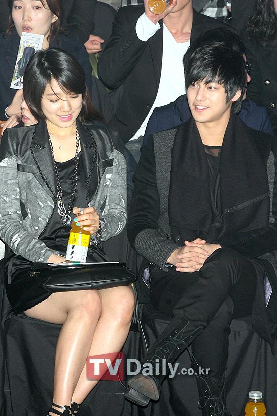 kim hyun joong and hwangbo dating 2010 world