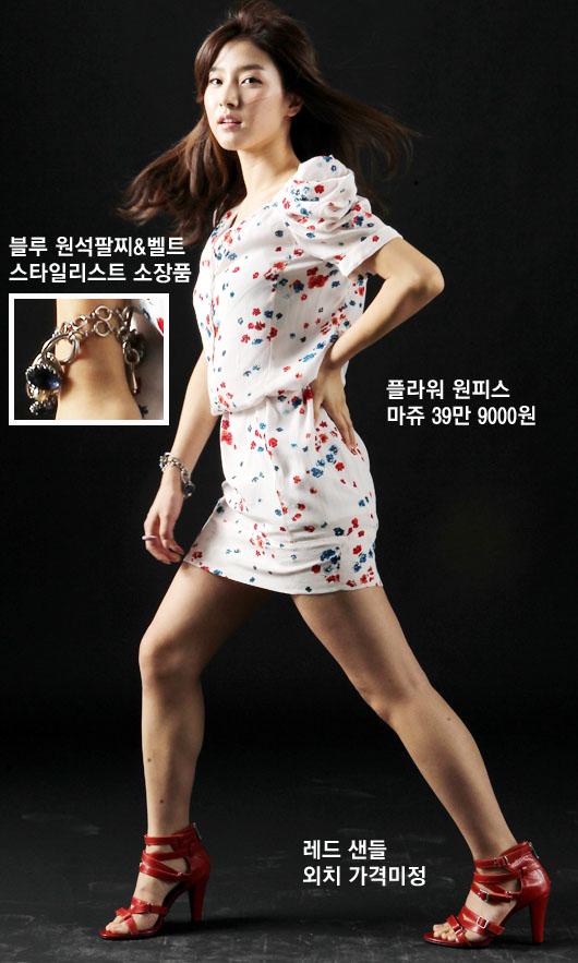Kim So Eun's ISPlus Interview Isplus5