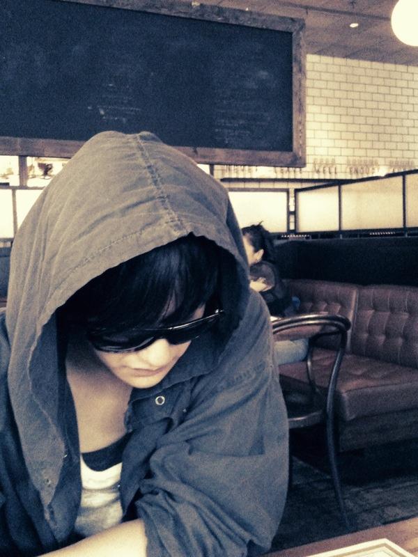 Kim Bum has returned Twit1