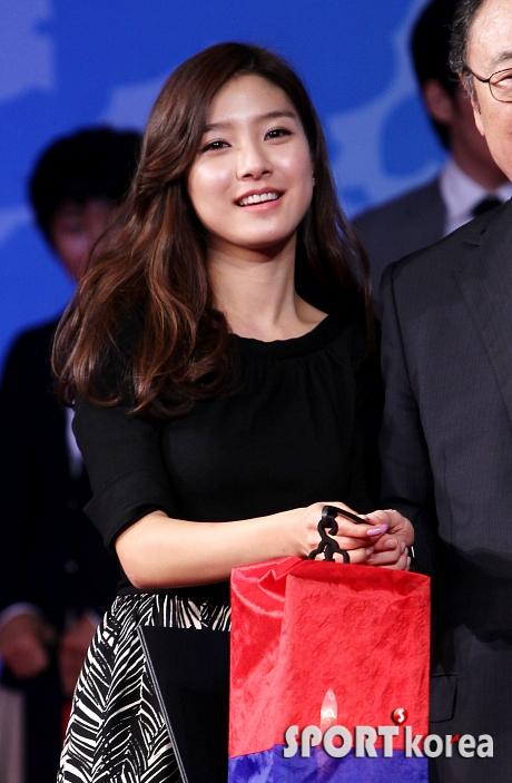 Kim So Eun supports the 2010 G20 Seoul Summit 20101021160044512