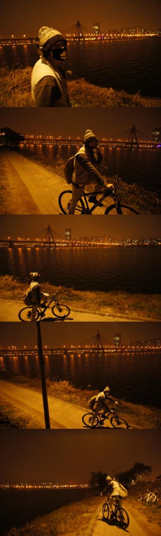 Kim Bum Biking with Lee Min Ho 196415041