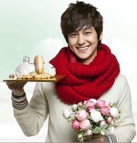 Kim Bum endorses RingPang Donuts Kb-rp-12
