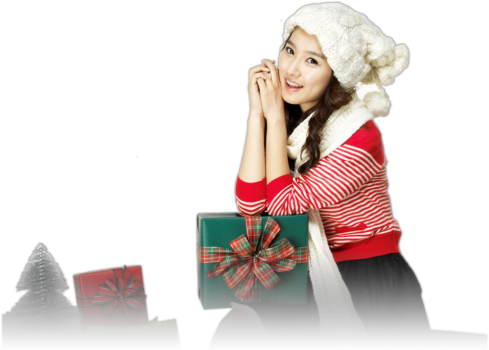 Get in the Spirit of Christmas with Bonjuk P0