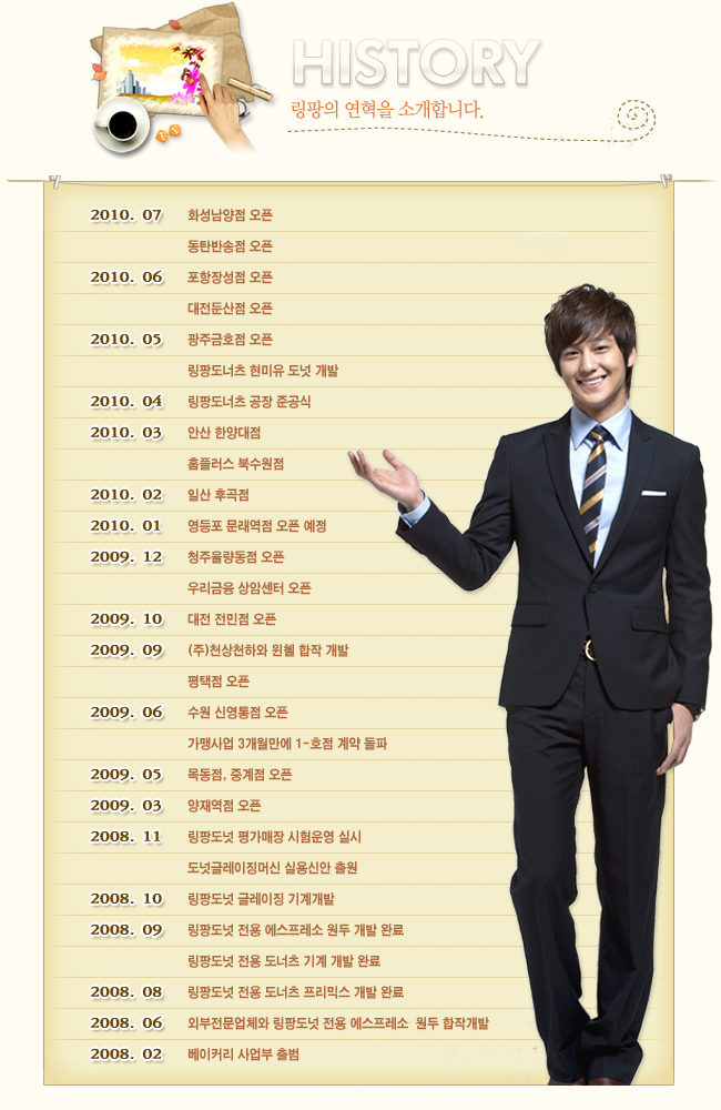Kim Bum endorses RingPang Donuts Sub_img_08