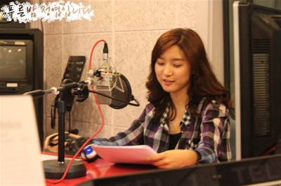 Kim So Eun on MBC Radio's 'Jung Yeop's Blue Night' 17b7274e5e663a90d0c86af5