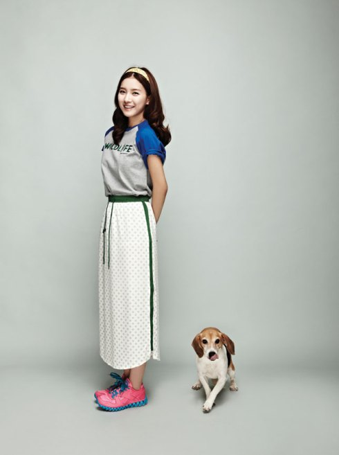 Kim So Eun in the August Issue of Oh Boy 0dba6d55af2e39783b29353b
