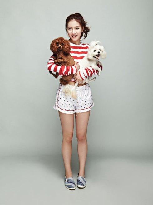 Kim So Eun in the August Issue of Oh Boy B373131e52b6a204f724e43b